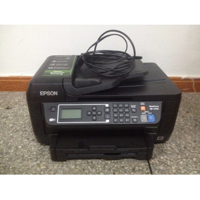 Impresora Epson Workforce Wf-2750 Imprime Copia Escaner Fax