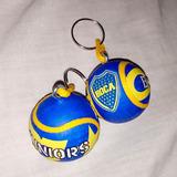 Llavero De Pelota - Boca Juniors - Futbol - Regalo Souvenirs 76f3c6f5c1a