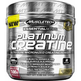 100%creatine Platinum Muscletech 300g Maxima Calidad