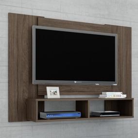 Painel Para Tv Até 48 Polegadas 2 Nichos Navi Móveis Gj