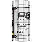 Cellucor P6 Chrome - Testosterone Support - Importado Usa
