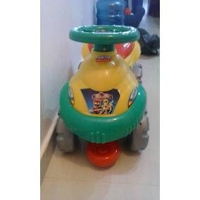 Carro Moto Montable Para Niños De Power Rangers