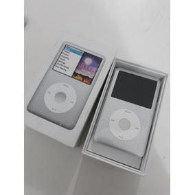 Novo Apple Ipod Classic 160gb Silver Raridade