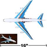 Boeing Jumbo Jet 763 Modelo De Avión Réplica De Fricción Con