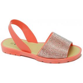 Sandalias Alpargata Kriza Talla 41 Confort Dama Fashion Moda