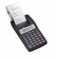 Calculadora Casio Hr-8tm Bk-a C/ Visor E Bobina ( Novo )