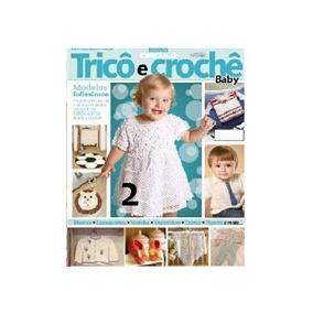 Revista Coleção Círculo Tricô E Crochê Baby N02 Minuano