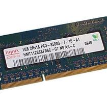 Memoria Ram Ddr3 1gb 2rx16 Pc3-8500-7-10-a1 598859-001 435