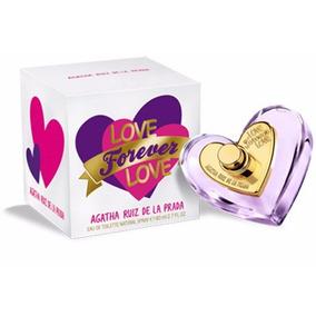 Love Forever Agatha Ruiz De La Prada 80ml Original 100%