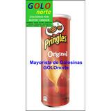6 Papas Pringles X 124g Grandes Importadas Mayorista Oferta