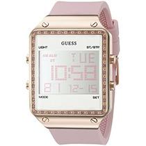 Reloj Digital Guess U0700l2 Mujer Acero Inoxidable Cronógraf