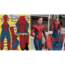 Spiderman Homecoming Disfraz / Cosplay Para Coser