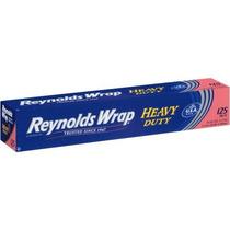 Reynolds Wrap Heavy Duty Papel De Aluminio 125 Pies Cuadrado