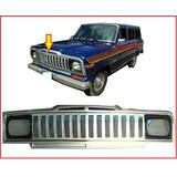 Jeep Wagoneer- 1987 Y 1994 Parrilla O Persiana Frontal