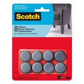 Scotch® Sliders Adhesivos , 3m®