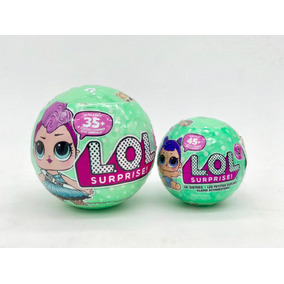 Kit Lol Surprise Lol 7 Surpresas + Lol Lil Sister 5 Surpres