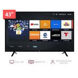 """Tv Led Tcl 43"""" Full Hd Smart Tv 43s62"""