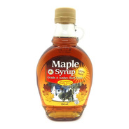Jarabe De Arce O Maple Syrup - Botella De Vidrio X 250 Ml