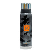 Termo Doble Acero Inoxidable 900ml Frío Calor 24hs Kushiro