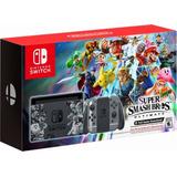 Nintendo Switch Super Smash Bros Ultimate Nuevo Y Sellado