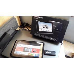 Kit Tablet Genesis Gt-7204 + Modem 3g Zte Desbloqueado