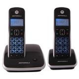 Telefono Inalambrico Duo Dos Bases Motorola 3500w-2 Mf Shop