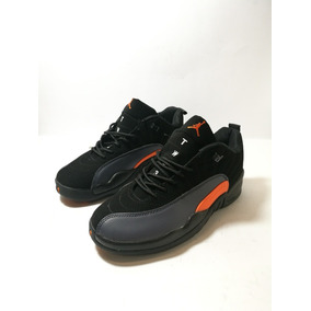 Tenis Air Jordan 12 Retro Low Max Orange Envio Gratis