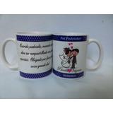 Caneca Personalizada De Porcelana + Brinde
