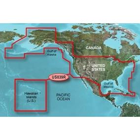 Mapa Garmin Bluechart G2 Golfo Mexico. Tienda Oficial