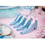 Zapato Cenicienta. Cinderella. Infantiles. Candy Bar. Evento