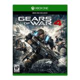 Juego Xbox One Microsoft Gears Of War 4 Original Español