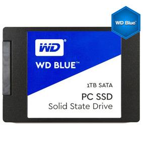 Disco Solido 1tb Wd Blue Ssd 2.5 Sata3 6gb/s Mexx 3