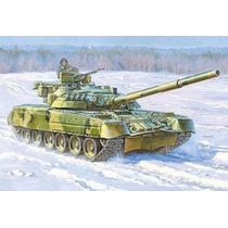 Tanque Russo T-80ud Bereza - Skif
