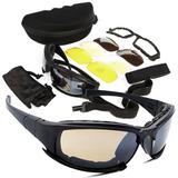 Óculos Daisy X7 Militar Airsoft Tático Policial Polarizado