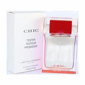 Chic Tester Carolina Herrera 80ml Original
