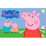 Peppa Pig 1° A 3° Temporada Completa 4 Dvds 157 Episodios