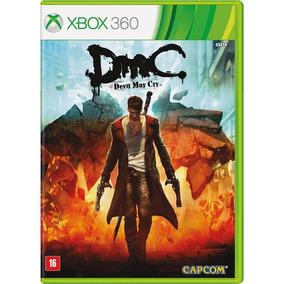 Dmc: Devil May Cry Em Português Xbox 360 - Mídia Física Novo