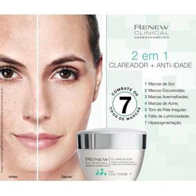 Clareador Renew Clinical + Renew Protetor Facial
