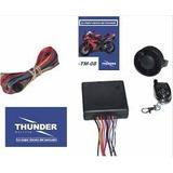 Moto Pulsar Con Alarma Thunder Tm 08 En Medellin