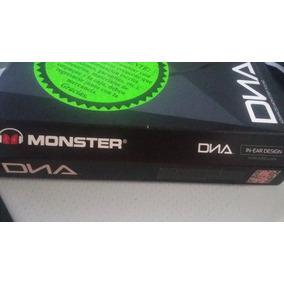 Audifonos Monster Dna In-ear Design