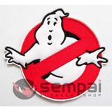 Fantasma De Ghostbusters Cazafantasmas, Parche Para Coser