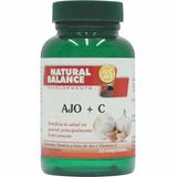 Pastillas De Ajo Natural Balance 30 Comprimidos