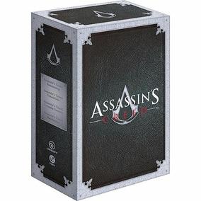 Box Livros Assassins Creed 1 (4 Livros) Novo Lacrado
