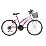 Bicicleta Track Bikes Parati Aro 24 - 18v - Semi Nova