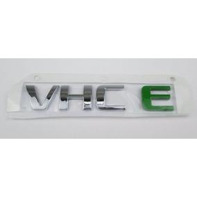 Emblema Vhc E (verde) Celta Corsa Classic Prisma Chevrolet
