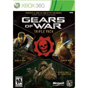 Gears Of War Triple Pack - Xbox 360 (paquete)