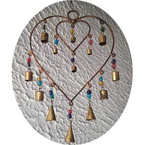 Llamador De Ángeles, Carrillon Hindu.campana De Viento