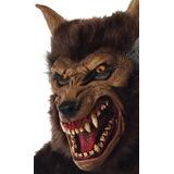 Mascara Hombre Lobo / Werewolf Brown - Por Pedido_exkarg