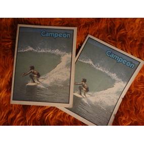 Cuanderno Campeon Libreria Retro Surf