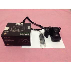 Câmera Semi Profissional Fuji Finepix S4800 Com Cartao 8gb.